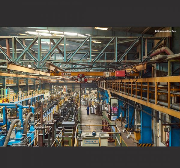 Industrial Photography - Shantanabho Das